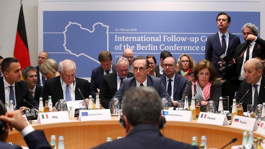 Almanya'dan Libya çıkışı: Baskı sürdürülmeli!