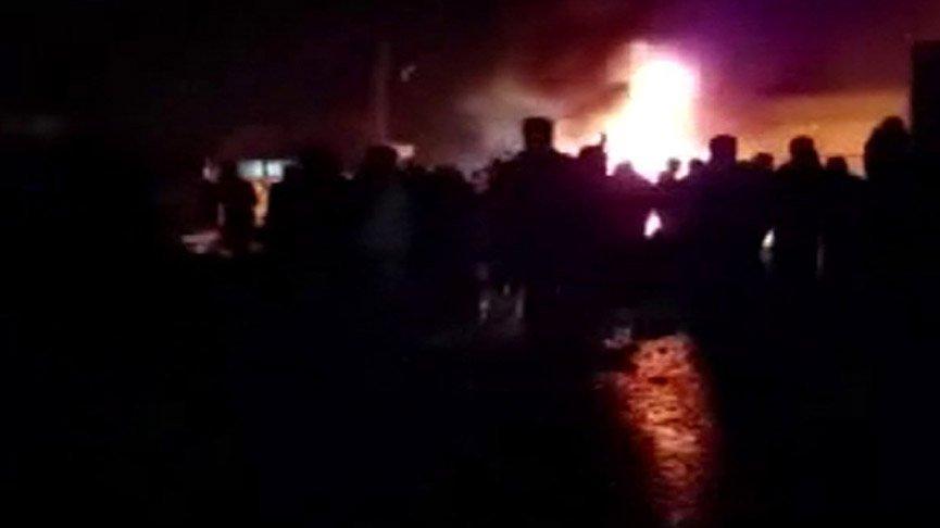Tel Abyad'da bombalı araçla saldırı düzenlendi