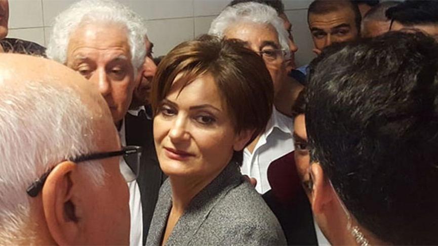 CHP İstanbul İl Başkanı Kaftancıoğlu, 'Erdoğan paylaşımı' nedeniyle ifade verdi