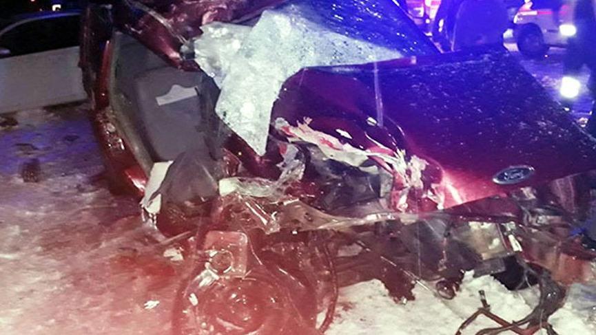 Bitlis'teki kazada ölü sayısı 3'e yükseldi!