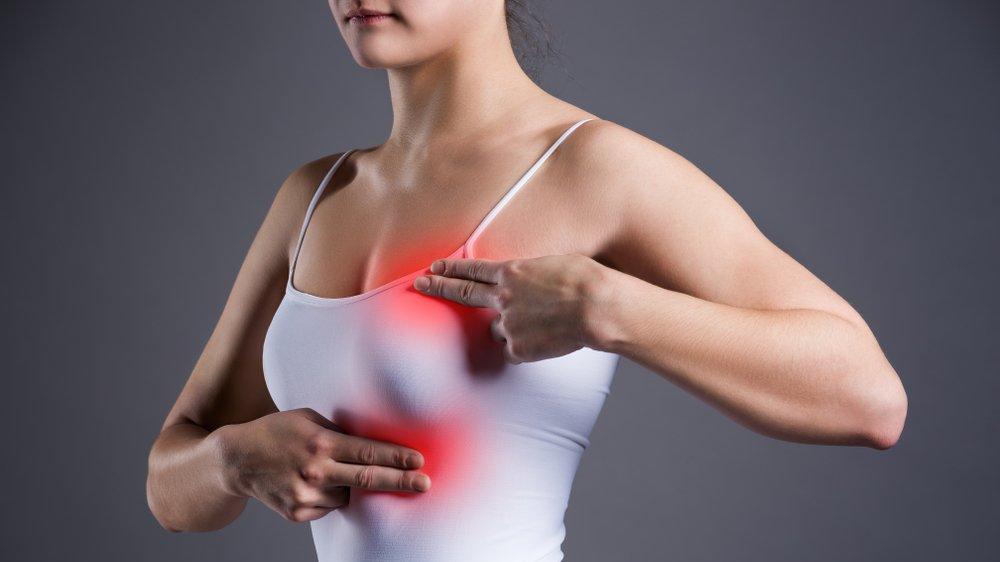 Memede ağrı neden olur?