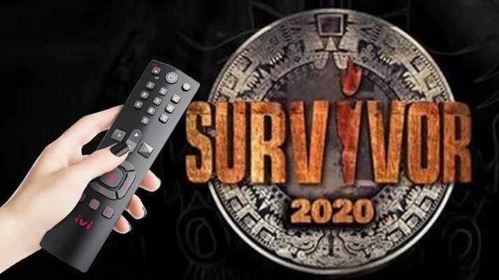 Reyting sonuçları 16 Şubat: Survivor ilk bölümüyle zirveyi ele geçirdi