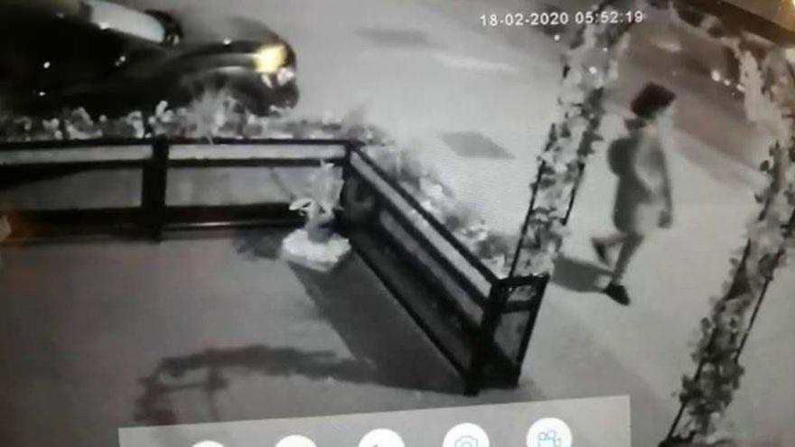 Bağdat Caddesi'nde önce şok yaşadı sonra yardıma koştu
