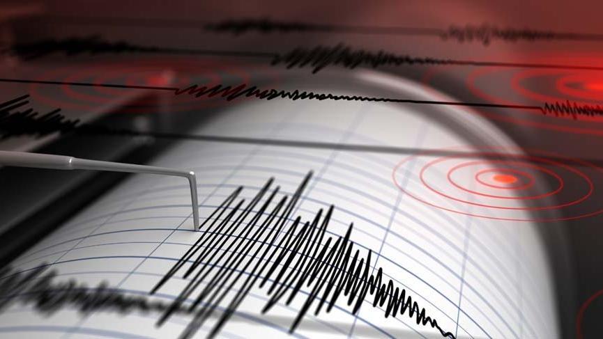 Son dakika deprem haberi: Manisa'da 5.2 büyüklüğünde deprem! Çevre illerden de hissedildi