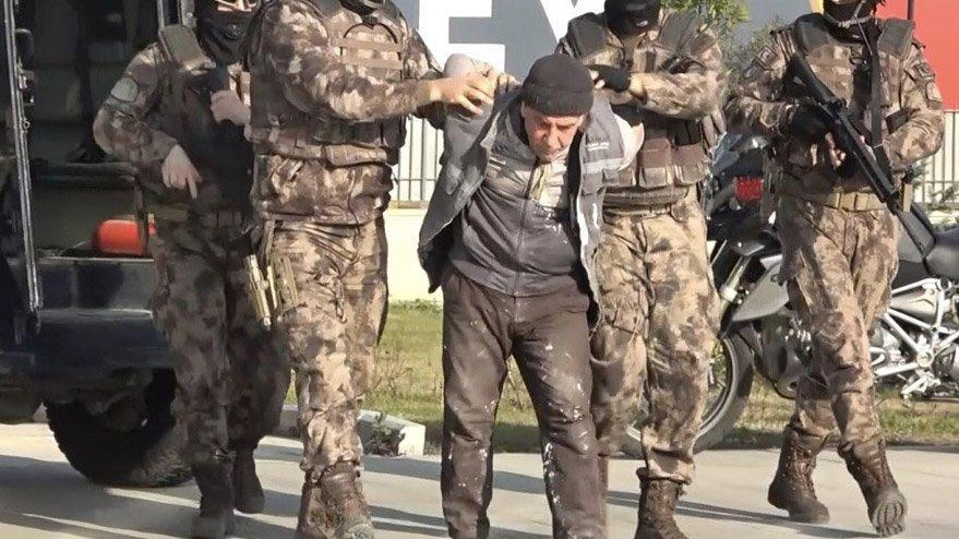 İnfazcı babanın oğlu da örgüt üyesi çıktı!