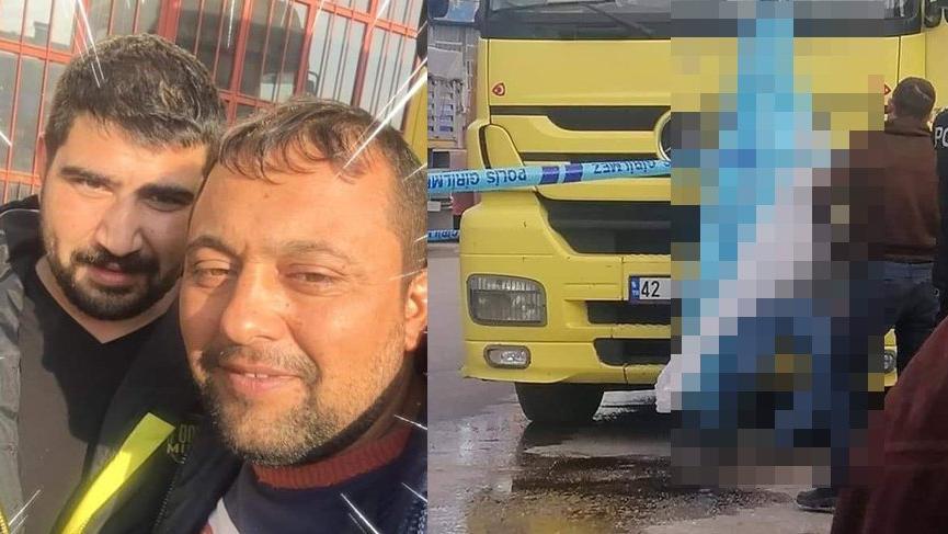 İntihar eden kamyoncunun kuzeni konuştu