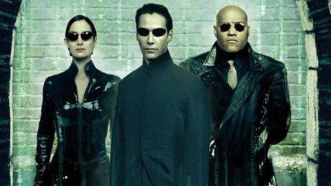 Heyecanla beklenen Matrix 4'ün setinden ilk görüntüler geldi