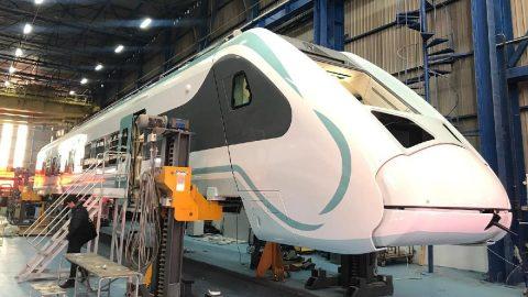 Yurt dışından Yüksek Hızlı Tren Seti teminine son verilmesi hedefleniyor