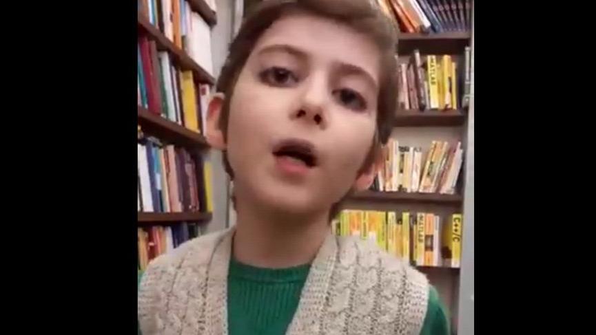 Atakan'ın videosu paylaşım rekoru kırdı