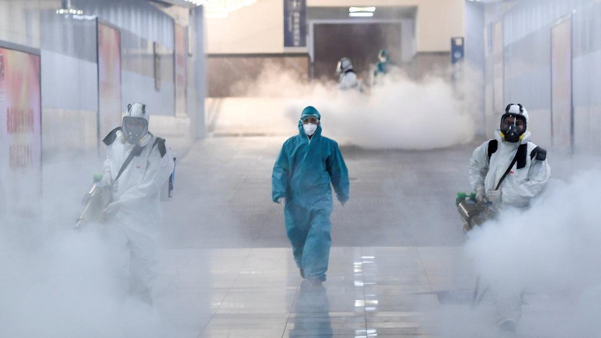 Son dakika... İran'da iki kişide corona virüsü tespit edildi
