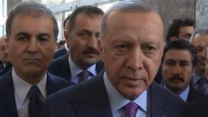 Erdoğan'dan Trump'ın 'İdlib konusunda birlikte çalışıyoruz' açıklamasına yanıt