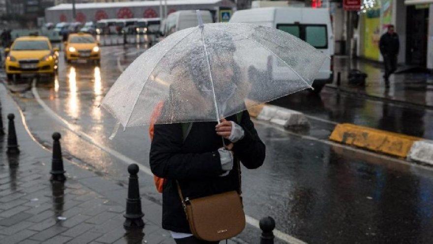 Meteoroloji uyardı! Hava serinliyor yağışlara dikkat…