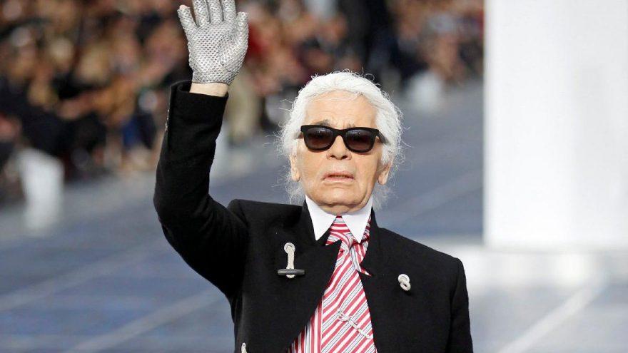 Geçen yıl hayatını kaybeden Karl Lagerfeld'in ölüm yıldönümü