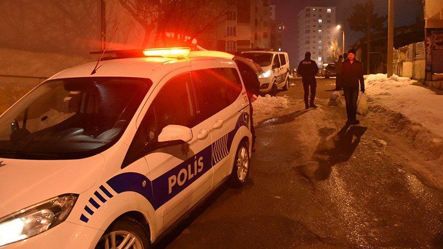 Polisin 3 saatlik çabası! Firari mahkum teslim oldu