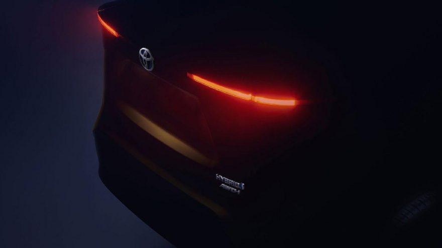 Toyota'nın yeni SUV'u Cenevre'de tanıtılacak!