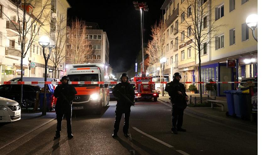 Son dakika... Almanya'da silahlı saldırı! Ölü ve yaralılar var