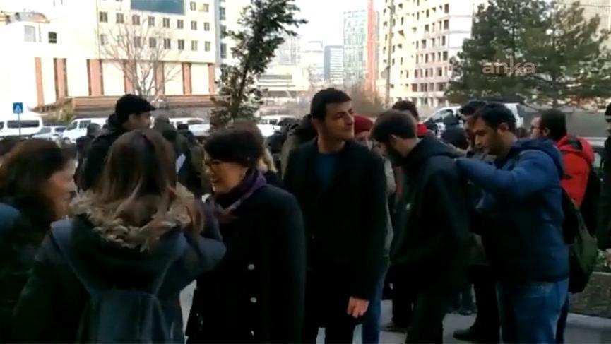 Ankaralılar Başkentgaz'ın kapısına dayandı