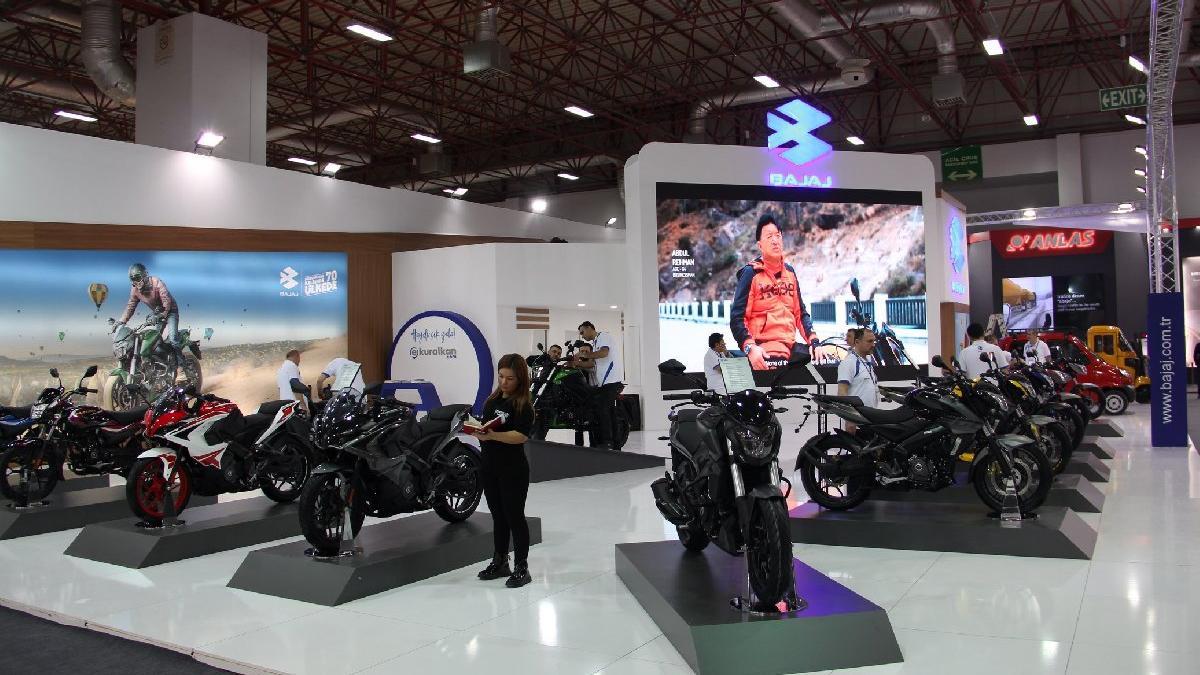 Kuralkan 8 yeni modeliyle Motobike İstanbul'da...