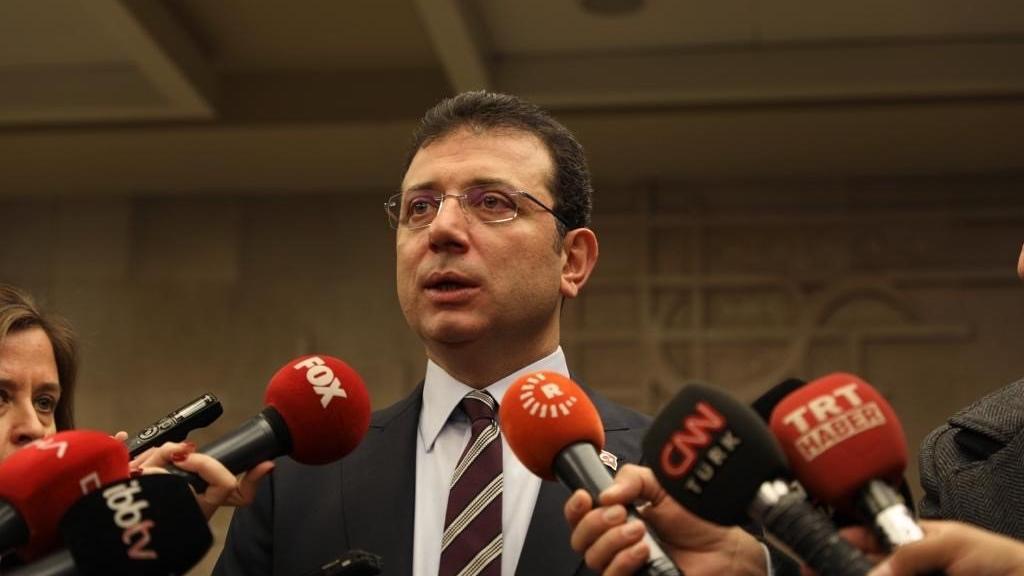 İmamoğlu'ndan 'Marmaray' çağrısı