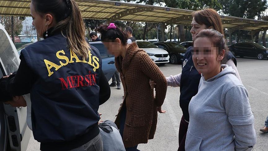 Hırsızlıktan tutuklanan kadın: Geri gelip buranın anasını ağlatacağım