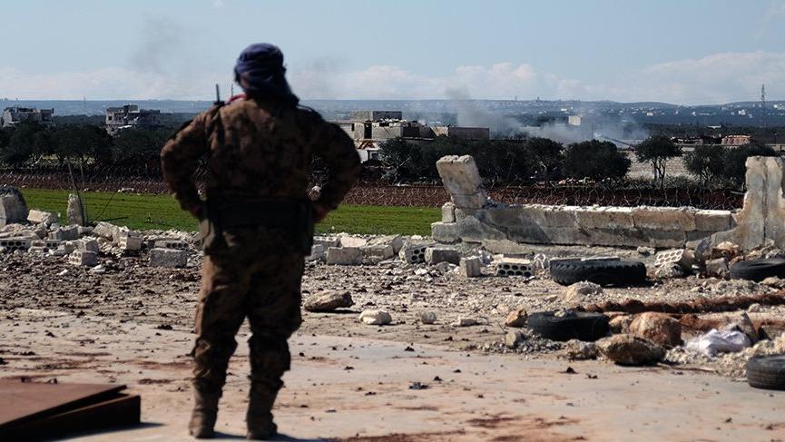 Son dakika! İdlib'de flaş gelişme: SMO harekete geçti