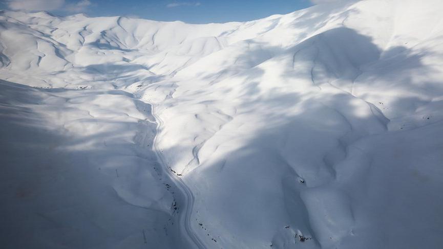Van'da kar rekoru 80 yılda 3 kez yaşandı