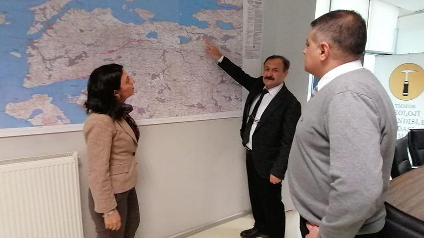 Bursa'nın doğal afet planı da yokmuş!