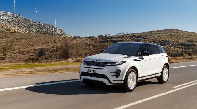 Yeni Range Rover Evoque'ye ilk ödül! - Sözcü