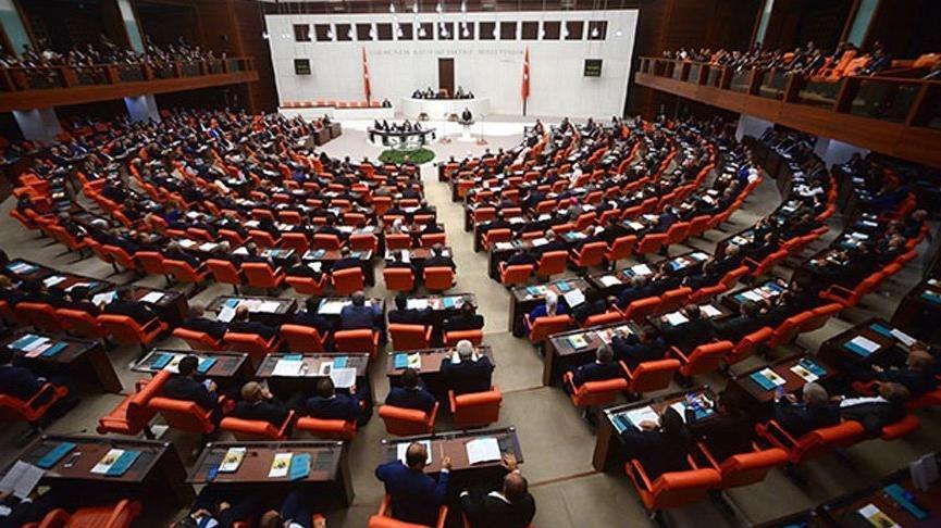 Skandal iddia Meclis'e taşındı