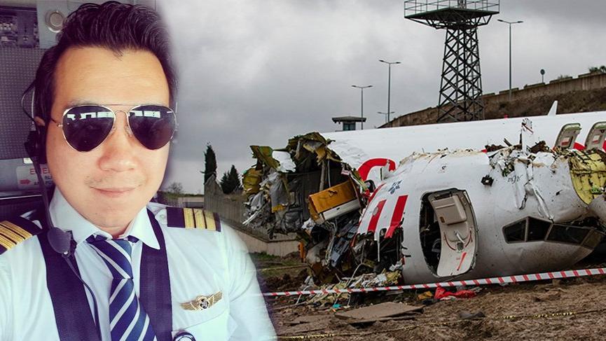 Kaza yapan uçağın ikinci pilotuna hastanede bir şok daha…