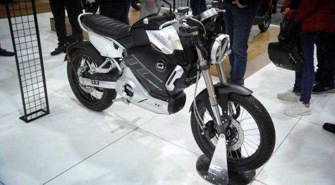 Elektrikli iki tekerlekli ile 110 km - Sözcü
