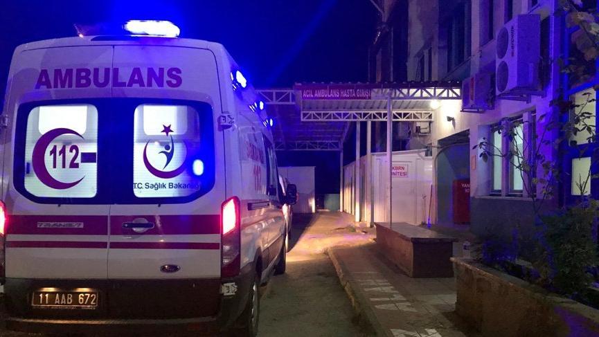 Bilecik'te 12 asker hastanelik oldu!