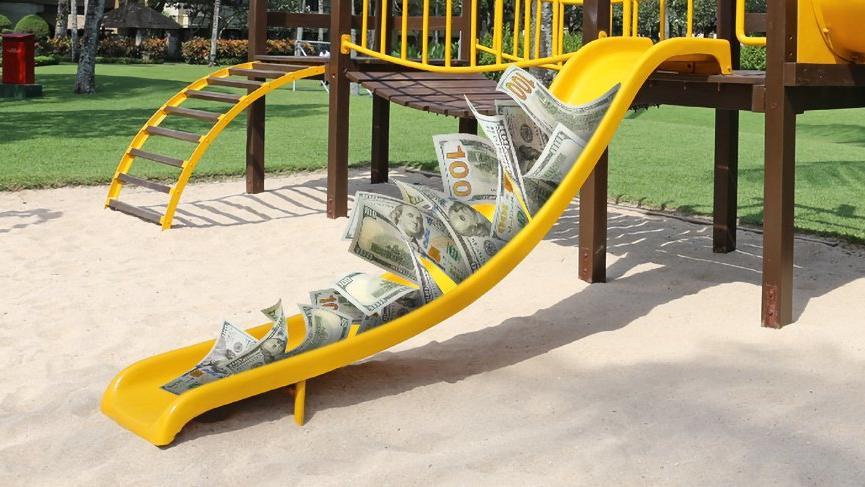 Merkez'in net rezervi 20 günde 9,2 milyar dolar azaldı