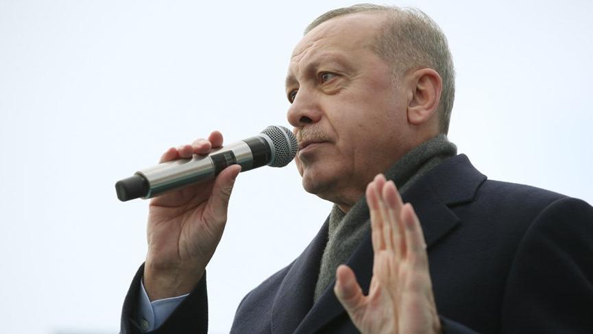 Erdoğan: Putin, Macron ve Merkel ile bir araya geleceğiz