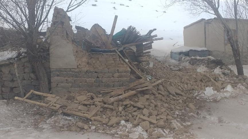 Deprem bölgesinden ilk görüntüler geldi: Maalesef…