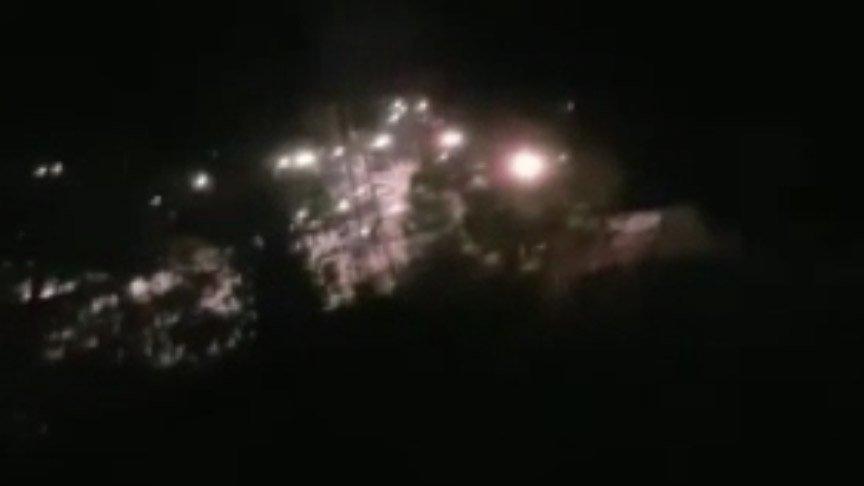 İsrail'den Gazze'ye saldırı! Yaralılar var