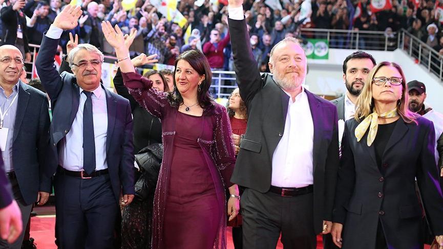 HDP'nin Eş Genel Başkanları belli oldu!