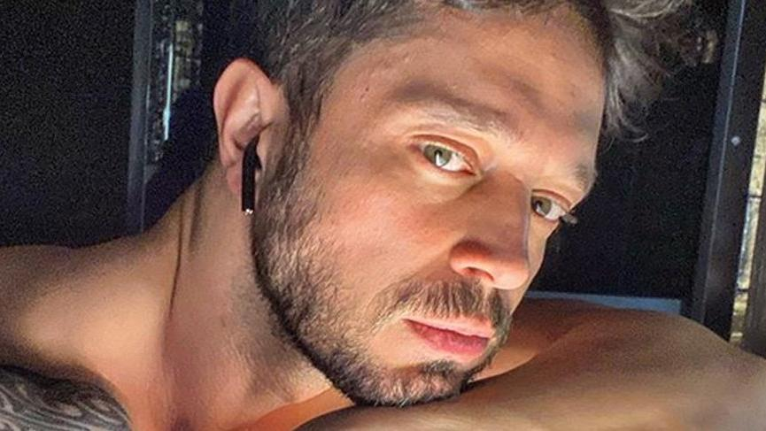 Murat Boz'dan 'Çıplaklık' açıklaması