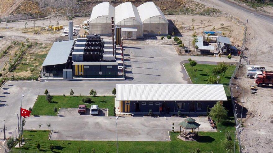 Belediye metan gazından evlere elektrik üretiyor
