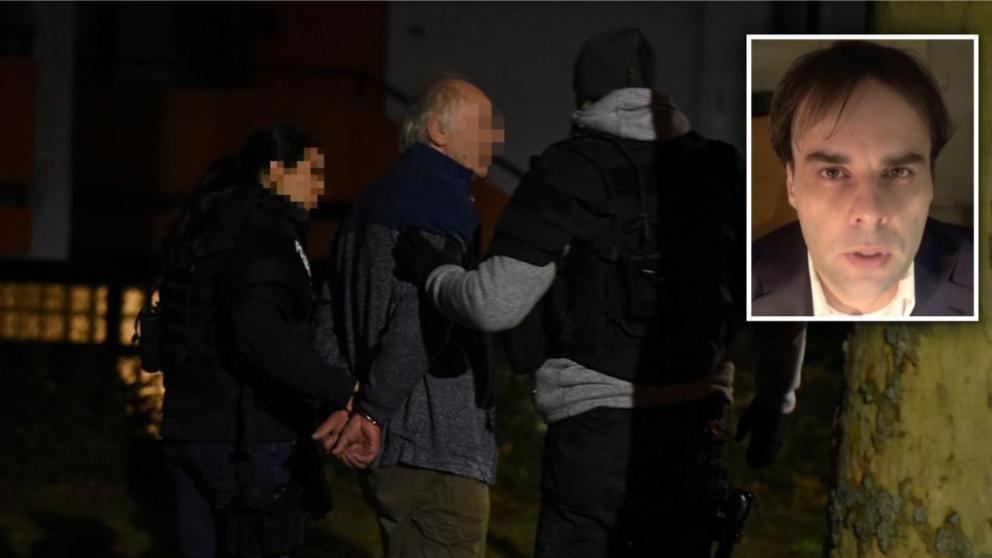 Son dakika... Almanya şokta: Irkçı teröristin babası psikiyatriye kaldırıldı