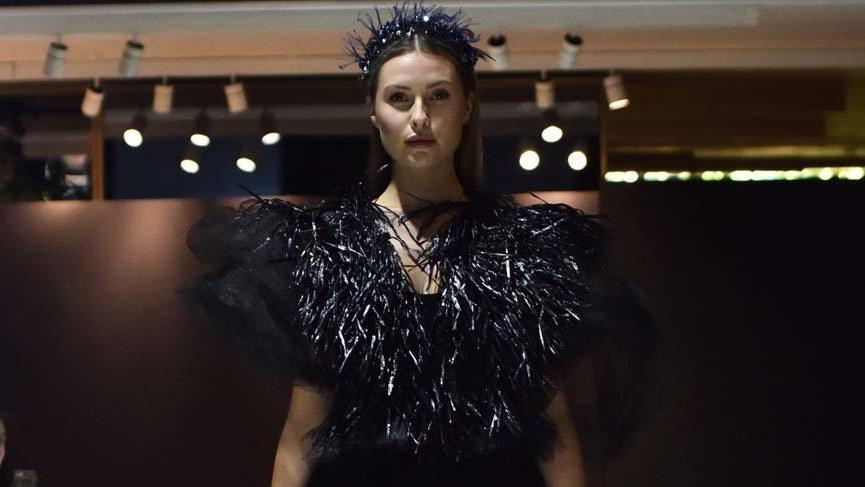 VlastaKopylova yeni koleksiyonu ile Milano Moda Haftası'nda
