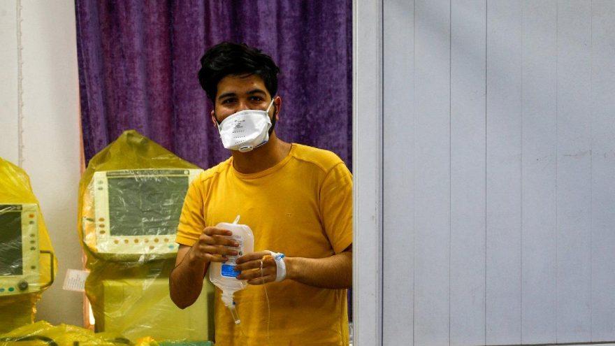 Ülkeyi ayağa kaldıran corona virüs hastası