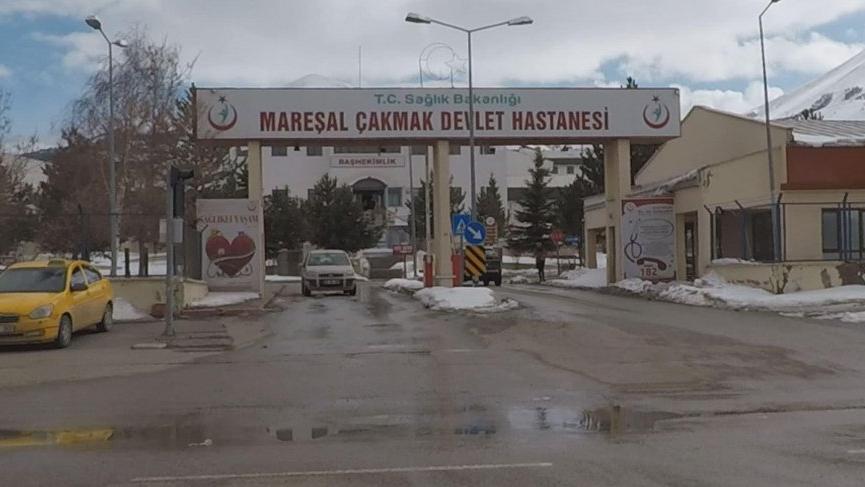 Erzurum'da kaçak göçmenlere Corona virüsü taraması!