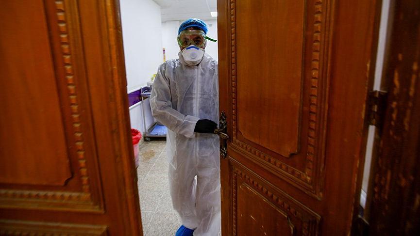 Orta Doğu'da corona virüsü paniği!