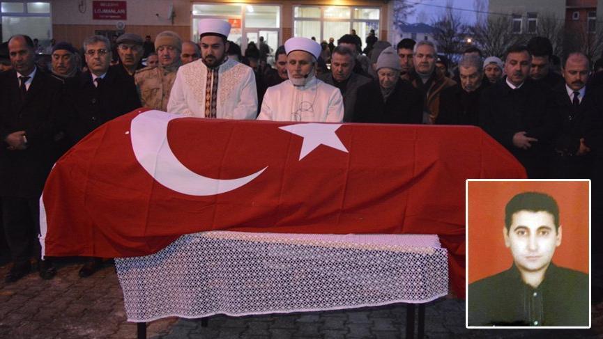Almanya'daki saldırıda hayatını kaybeden Gökhan Gültekin toprağa verildi!