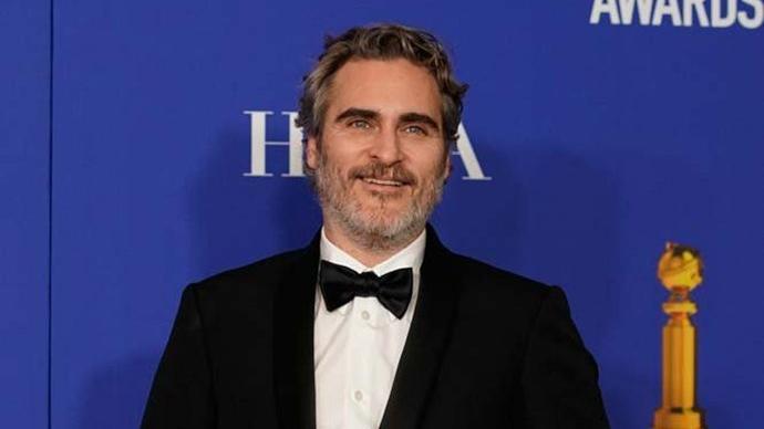 Oscar ödüllü Joaquin Phoenix, hayvanlar için kolları sıvadı