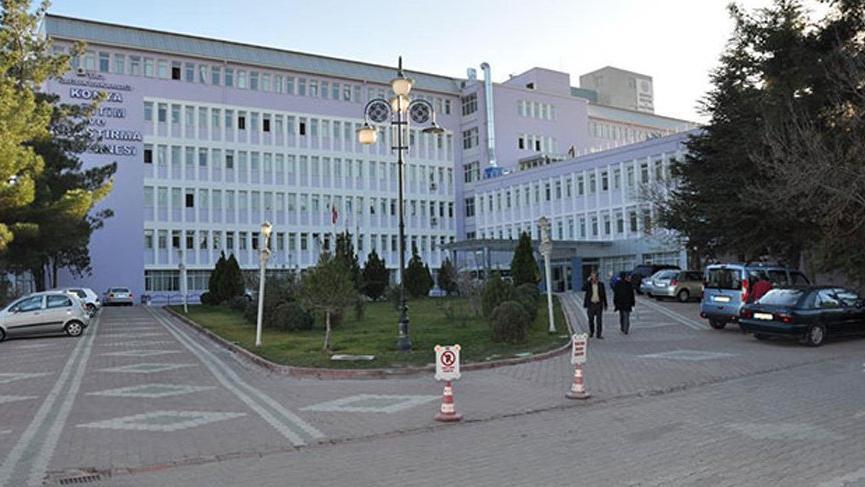 Konya'da bir kişi Corona şüphesiyle polis tarafından yakalanıp hastaneye getirildi!