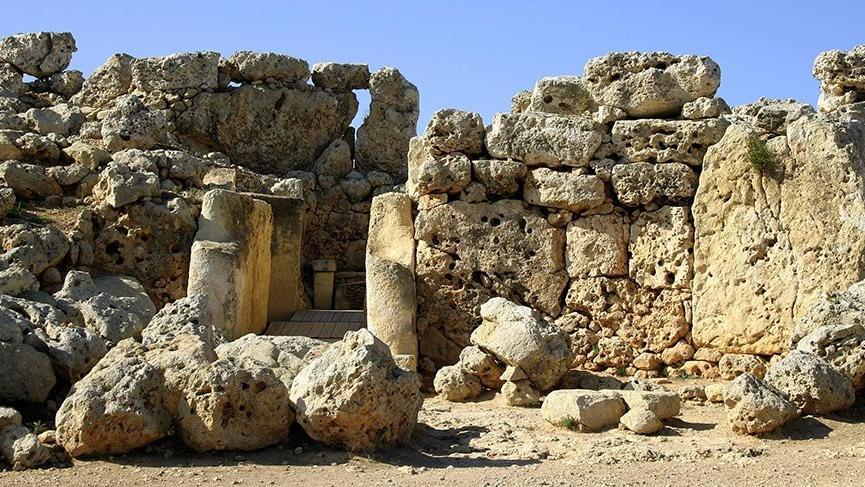 Malta'daki 'Devin Kulesi' Ggantija