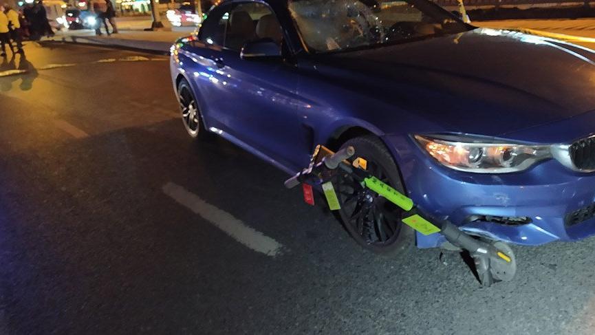 Elektrikli scooter sonu oldu