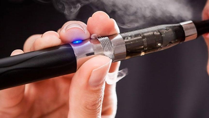 Elektronik sigara yasağı Resmi Gazete'de